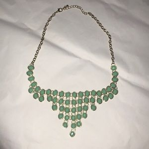 Francesca's Collections Statement necklace